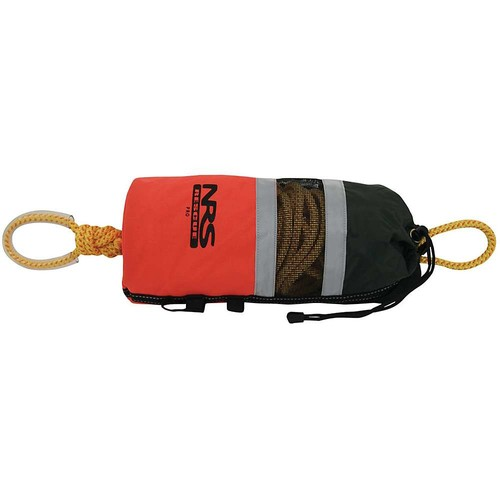 NRS NFPA Pro Rescue Throw Rope Orange One Size
