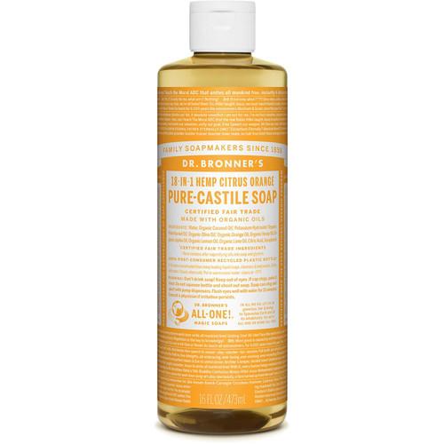Citrus Pure-Castile Liquid Soap