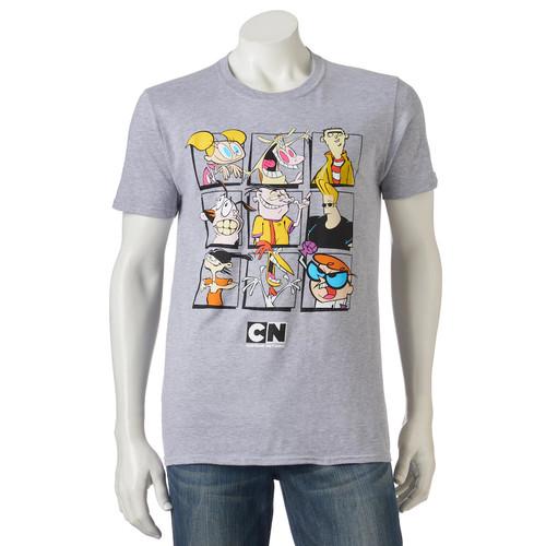 Men's Cartoon Network Tee