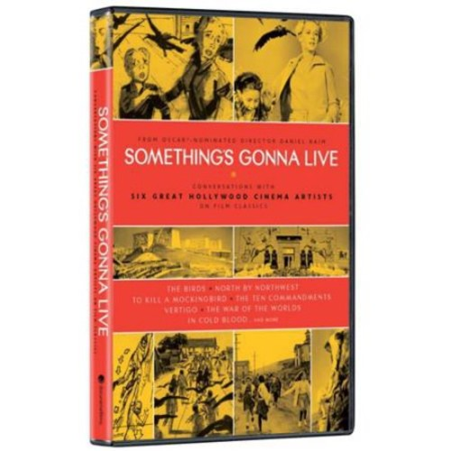 Something's Gonna Live [DVD] [2009]