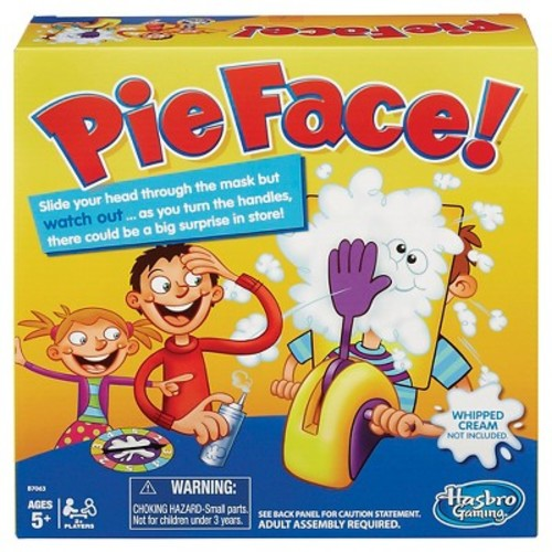 Hasbro Pie Face Game [One Color]
