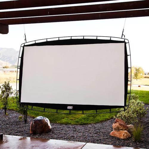 Camp Chef Outdoor Big Screen 115-Inch Portable Movie Screen
