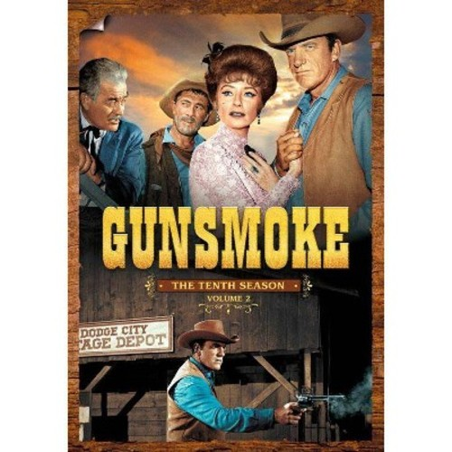 Gunsmoke: The Tenth Season, Vol. 2 [5 Discs] [DVD]