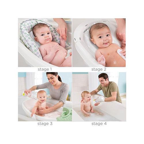 Summer Infant Keep Me Warm Waterfall Bathtub