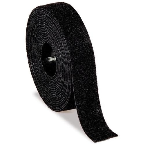 Scotch RF3740 Bundling Wrap, 0.75-Inch x 12-Feet, Black, 1-Pack [3/4-Inch x 12-Feet]