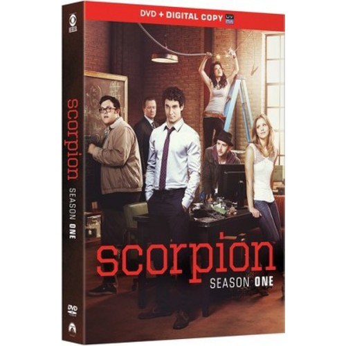 Scorpion: Season One [6 Discs] [DVD]