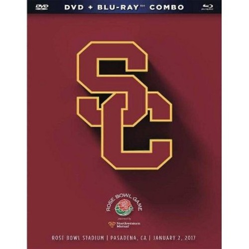 2016-17 Cfp Rose Bowl (Blu-ray)