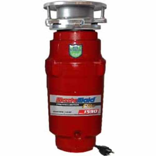 Wastemaid 1/2 HP Disposer with 3 Bold Mount System