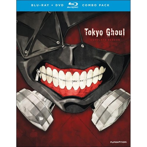 Tokyo Ghoul: The Complete Season (Blu-ray Disc) (2 Disc)