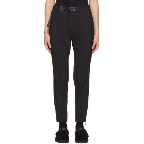 Black Fleece Base Trousers