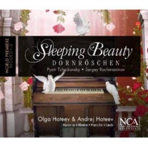 Tchaikovsky/Rachmaninov: Sleeping Beauty [CD]