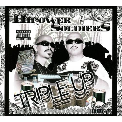 The Hipower Soldiers Triple Up [CD & DVD] [PA]
