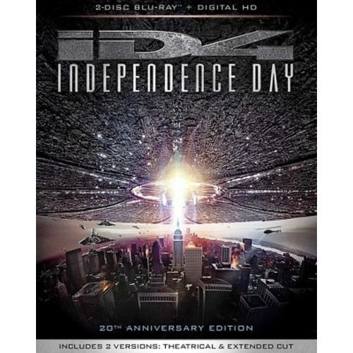 INDEPENDENCE DAY 20th Anniversary Edition (Blu-ray + Digital)