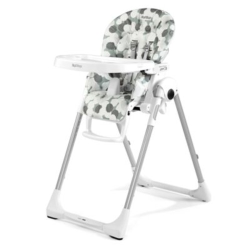 Peg Perego Prima Pappa Zero 3 High Chair in Nuvola Grey