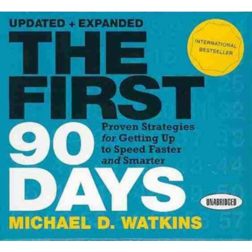 The First 90 Days Michael Watkins CD
