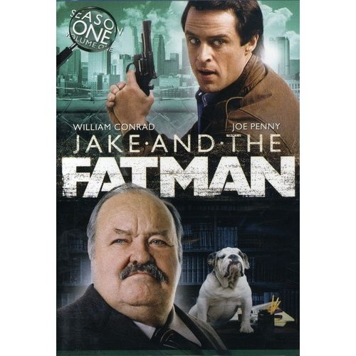 Jake and the Fatman: Season One, Vol. 1 [3 Discs] [DVD]