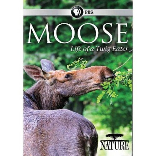 Nature:Moose life of a twig eater (DVD)