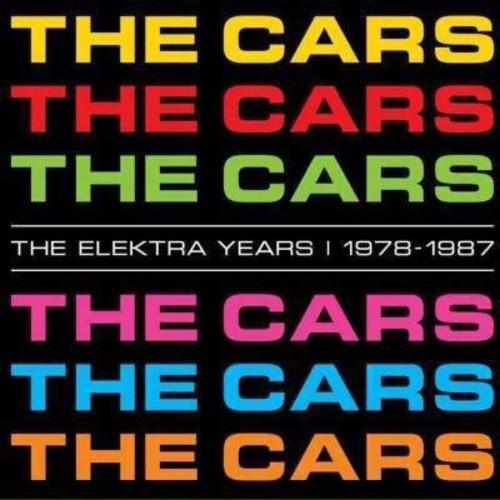 Elektra Years: 1978-1987 [Six-LP Set of Colored Vinyl] [LP] - VINYL