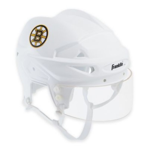 NHL Boston Bruins Mini Player Helmet