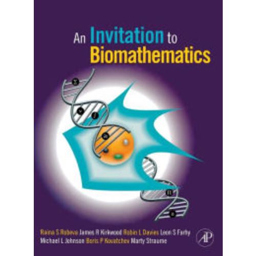 An Invitation to Biomathematics / Edition 1