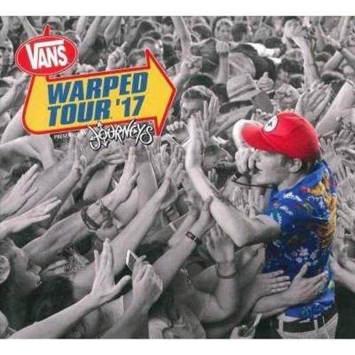 2017 Warped Tour Compilation (Various Artists) [Audio CD]