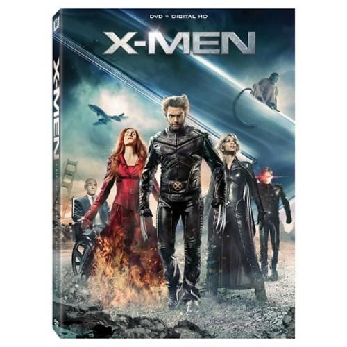 X-Men Trilogy (DVD + Digital)