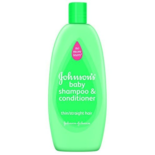 JOHNSON'S Baby No More Tangles Shampoo, 13 Fl oz