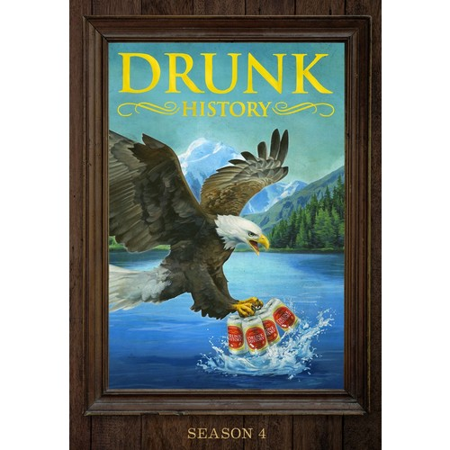 Drunk History: Season Four [2 Discs] [DVD]