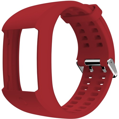 Polar - Changeable Wristband Watch Strap for Polar M600 - Red