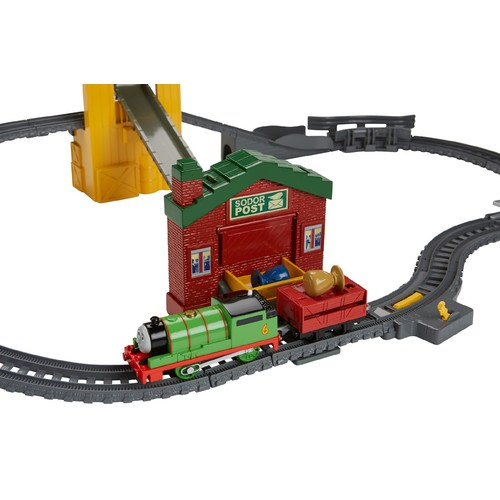 Fisher -Price Thomas & Friends TrackMaster Motorized Railway Sort and Switch Deli