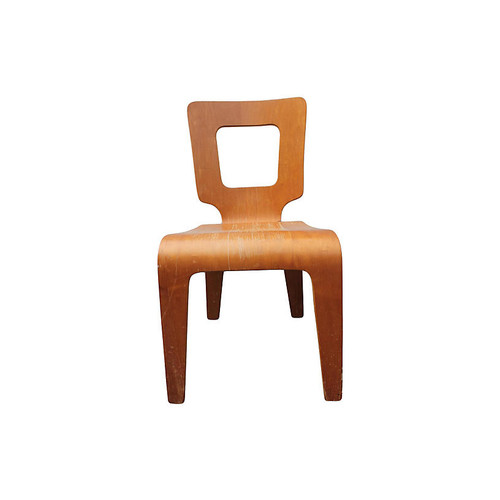 Bentwood Birch Chair