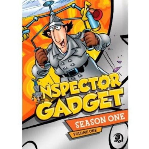 Inspector Gadget: Season 1, Vol. 1 [3 Discs] [DVD]