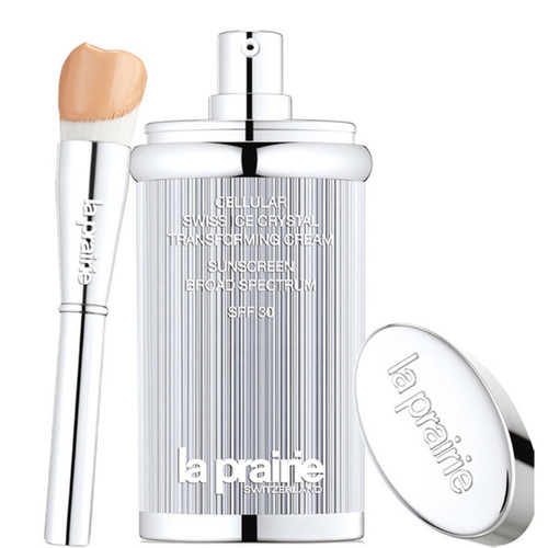 La Prairie Cellular Swiss Ice Crystal SPF 30 1-ounce Transforming Cream [option : 10 Rose]