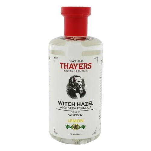 Thayers Lemon Witch Hazel Astringent, 12 Fl Oz
