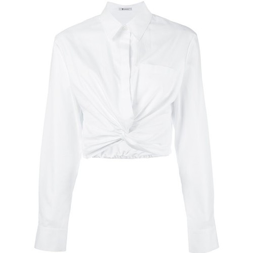 T BY ALEXANDER WANG Wrapped Trim Shirt
