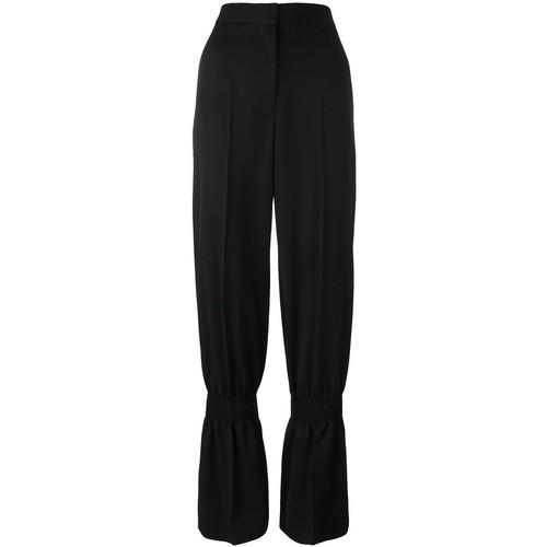 STELLA MCCARTNEY Tailored Gathered Leg Trousers