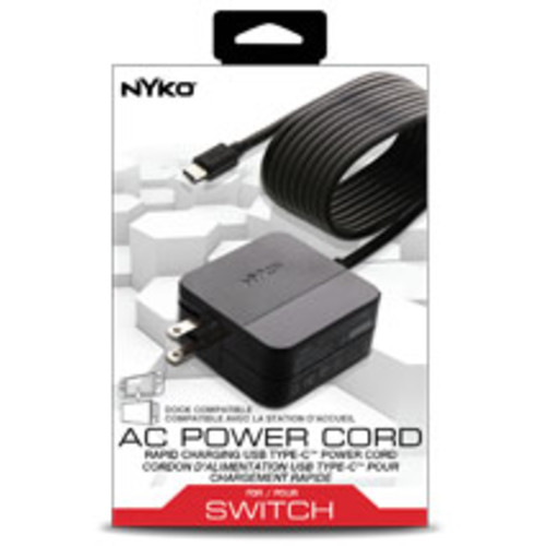 Switch AC Power Cord USB-C