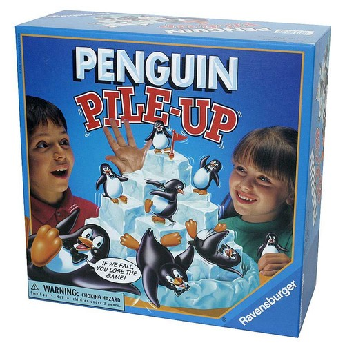 Ravensburger Penguin Pile-up Game