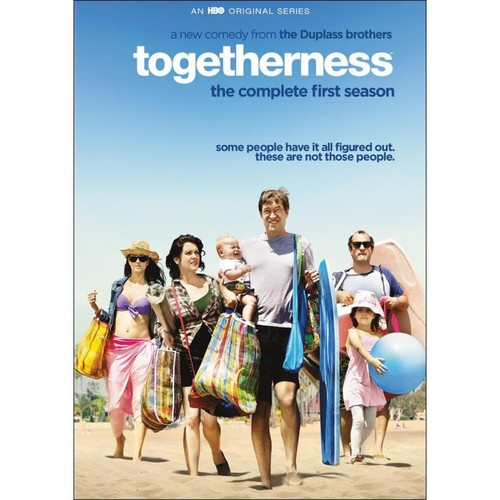 Togetherness: The Complete First Season [4 Discs] [DVD]
