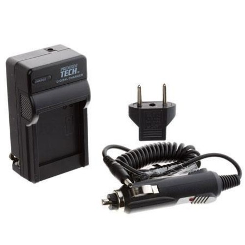 Adorama PT-90 Battery Charger for Canon NB-12l and NB-13L Battery Packs PT-90