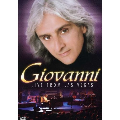 Giovanni: Live From Las Vegas [DVD] [2003]