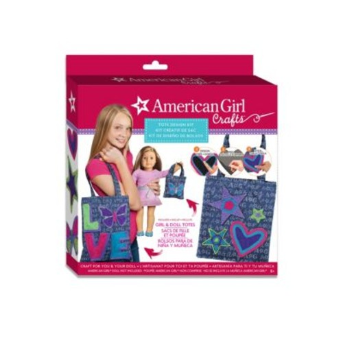 Fashion Angels - Girl's Tote Design Kit