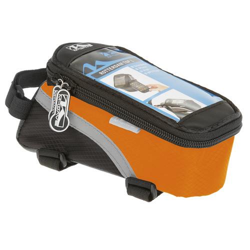 Ventura Rotterdam Smartphone Top Tube Bag in Orange