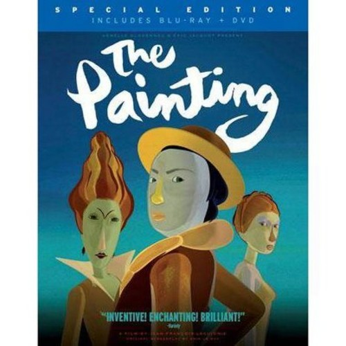 The Painting [2 Discs] [Blu-ray/DVD]