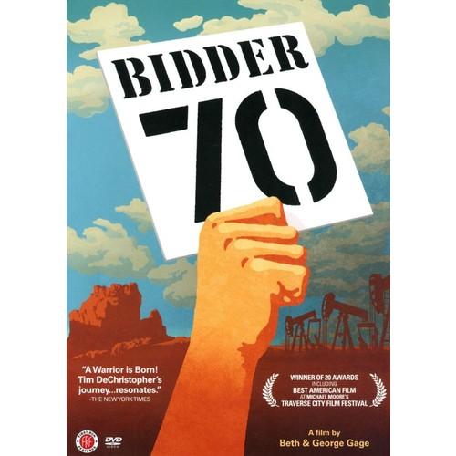 Bidder 70 [DVD] [2012]