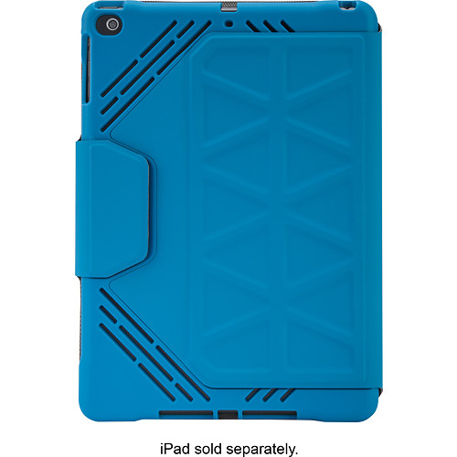 Targus - 3D Protection Case for Apple iPad Air and iPad Air 2 - Blue