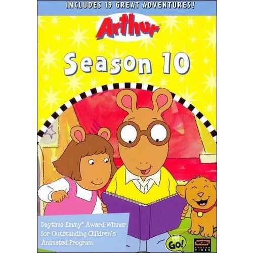 Arthur: Arthur Season 10 [DVD]