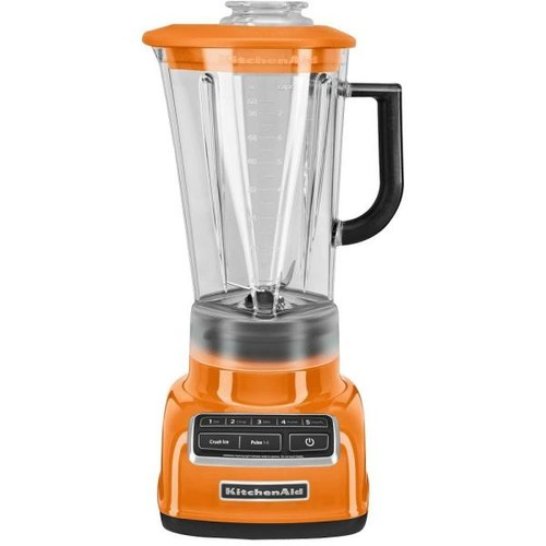 KitchenAid 5-Speed Diamond Blender in Tangerine - KSB1575TG