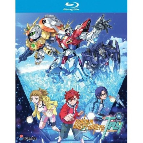 Gundam build fighters:Try complete bl (Blu-ray)