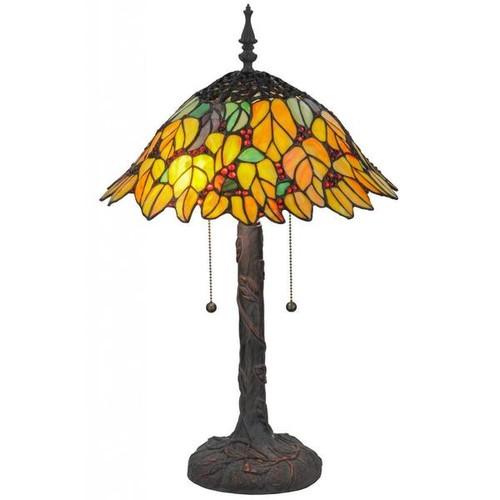 24.5-inch Follaje Table Lamp